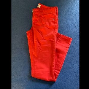 Red L.e.i. Jeans
